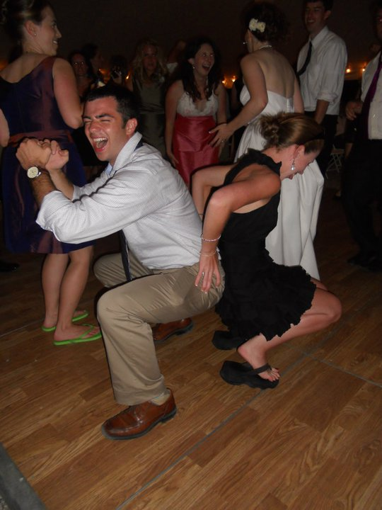 DJ Mike Berman will keep your friends and family on the dance floor all night!
