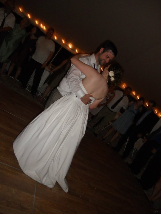 Timeless Events helps make your first dance memorable.